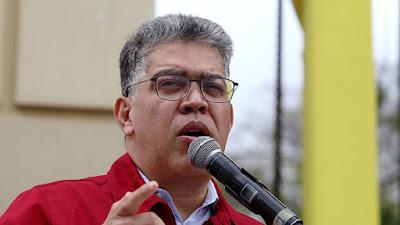 Elías Jaua llama a las fuerzas políticas para tener un solo Estado