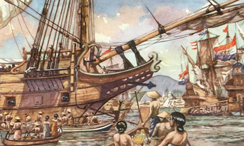 Nasib Malang Pelayaran Pertama Belanda di Bawah Pimpinan Cornelis de Houtman