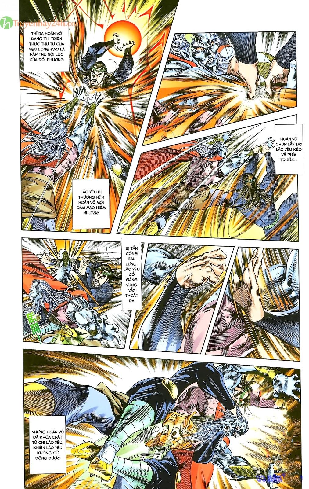 Tần Vương Doanh Chính chapter 28 trang 14