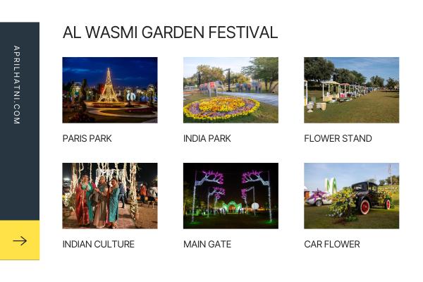 konsep al wasmi garden festival