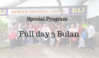 Program Bulanan di RIJ
