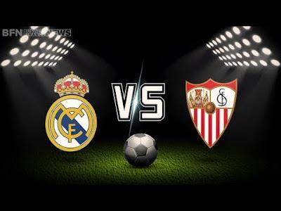 مشاهدة مباراة ريال مدريد وإشبيلية بث مباشر اليوم 22-9-2019 في الدوري الاسباني