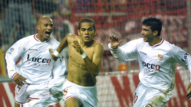Sevilla 4 Real de Madrid 1