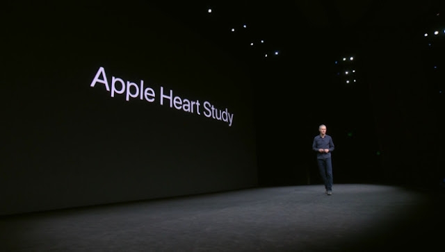 Apple Conference on Apple Heart Study