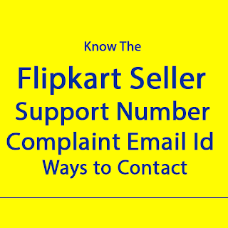Flipkart Seller Support Number
