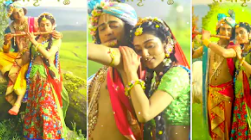 Radha Krishna Janmashtami full screen status video download