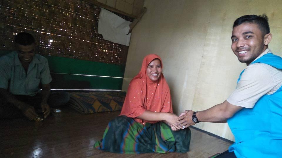 LPD Sampaikan Amanah Terakhir Untuk Ibunda Alm Rafa