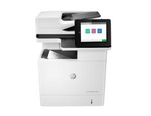 HP LaserJet Managed MFP E62555 Series