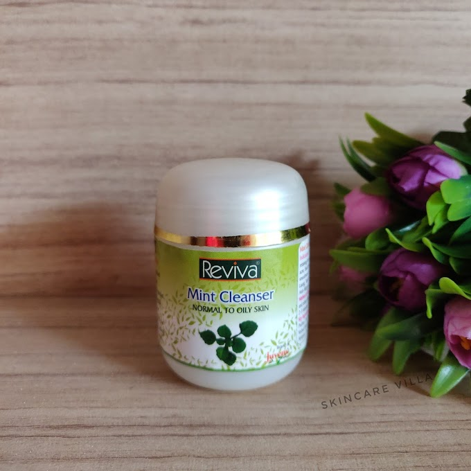 Juvena Herbals Mint Cleanser Review