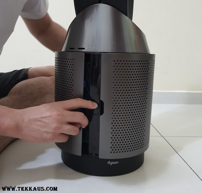 How To Replace Change Dyson Air Purifier Filters