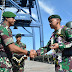 Keberhasilan Satgas Pamtas RI-Malaysia Yonif Raider 613/Raja Alam