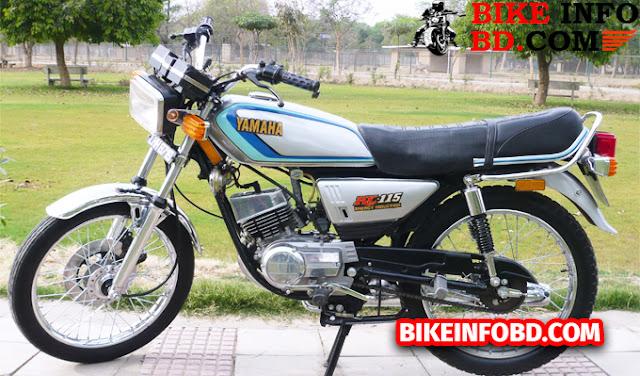 yamaha rx 115 parts