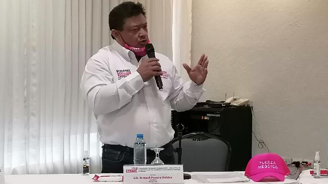 Ya basta de engañar a la sociedad civil : Ismael Peraza