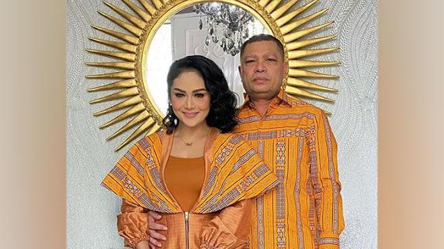 Krisdayanti Ungkap Pesan Raul Lemos Seputar Prosesi Pernikahan Aurel dan Atta Halilintar.lelemuku.com.jpg