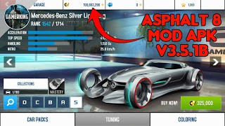 ... if you want Unlimited Money in Asphalt 8then you will have to download  Asphalt 8 MOD APK regardless. Thanks to a Friend who wrote this Review for  us.