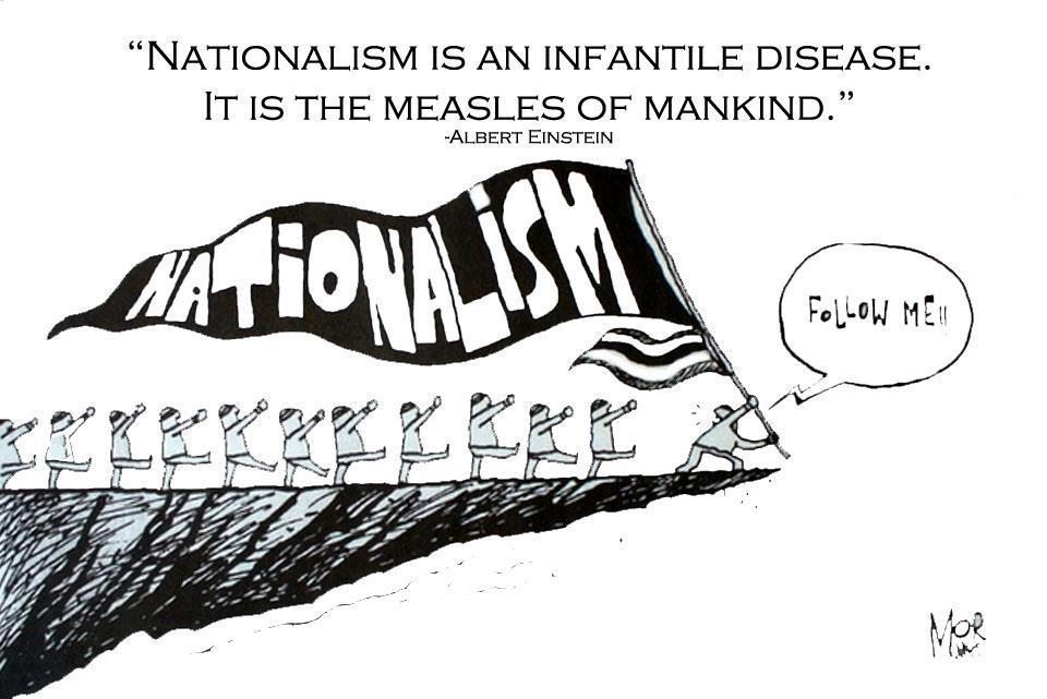 Difference Between Nationalism and Patriotism