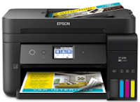 Epson WorkForce ET-4750 EcoTank All-in-One Driver Download