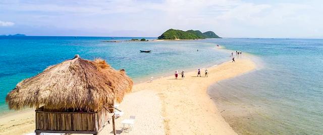 Experience of traveling Diep Son island - a precious gem on Van Phong bay