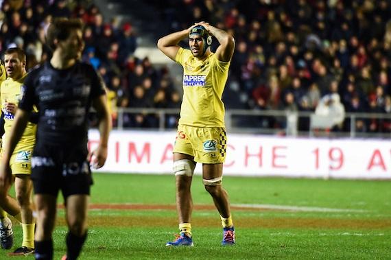 Sebastien VAHAAMAHINA of Clermont