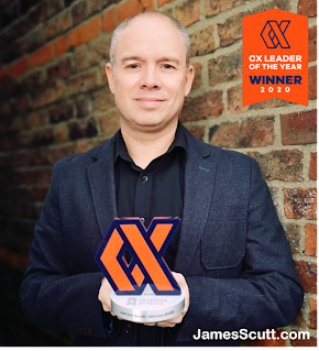 CX Leader of the Year 2020 - James Scutt