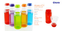 Tumbler Plastik Alaska ICY Hydration Water Bottle