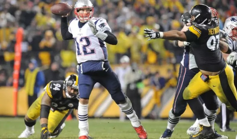 Are the Patriots okay without Brady!