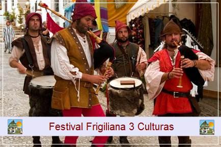 El Festival Frigiliana 3 Culturas es una mezcla de fiesta y cultura que se celebra del 25 al 28 de agosto