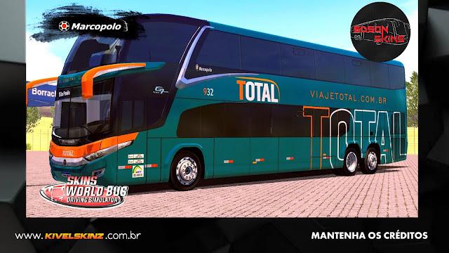 PARADISO G7 1800 DD 6X2 - VIAÇÃO TOTAL