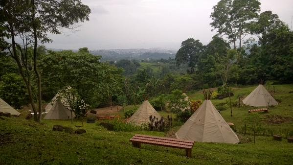 Tempat Nongkrong di Bandar Lampung Yang Asik dan Menarik-Alam Waway eco park