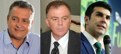 BA e ES têm os governadores mais bem avaliados por líderes do Congresso; Helder é o 7º