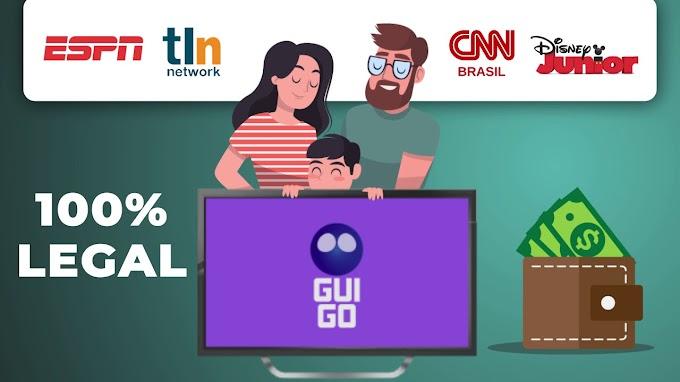 Cupom de desconto para assinar Guigo TV