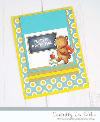 Here's to a Great Year card-designed by Lori Tecler/Inking Aloud-stamps from Mama Elephant
