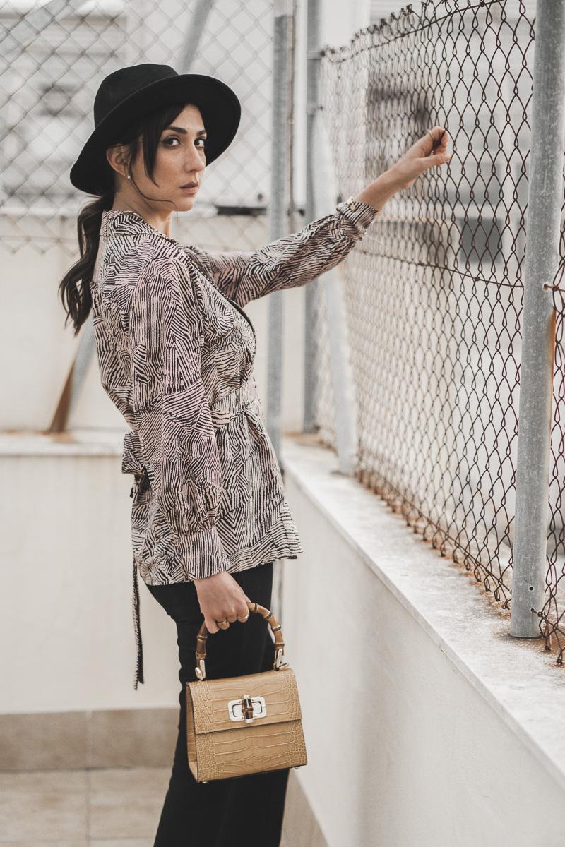 blusa de cebra