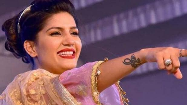 Sapna Choudhary Gana New Diwali Dance Viral