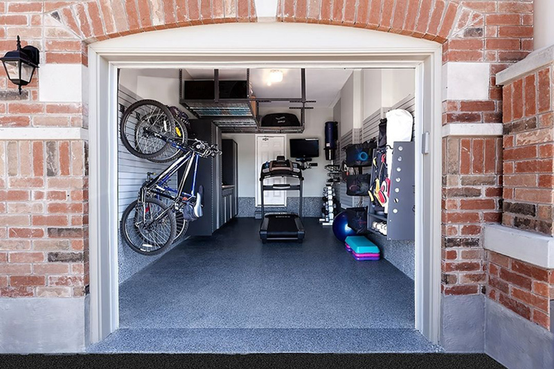 6 alternative uses for the space inside your garage
