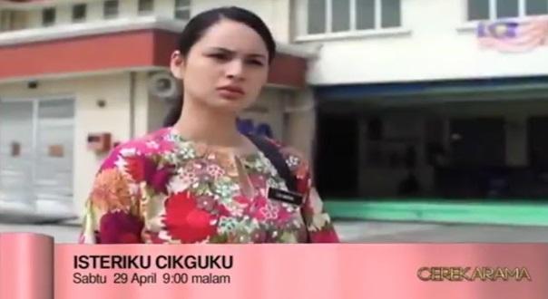 Tonton Cerekarama Isteriku Cikguku TV3