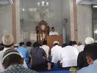 Sholat Jum'at (Pengertian, Hukum, Bacaan Doa Dan Keutamaannya)