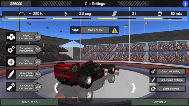 FX-Racer Unlimited APK MOD Unlimited Money