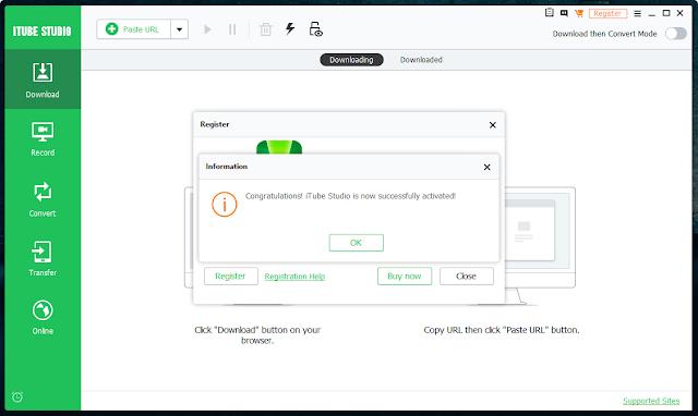 تحميل افضل برنامج تحميل من اليوتيوب بجميع الصيغ والجودات مجاناً iTube Studio