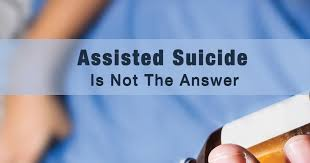 What the assisted suicide lobby doesn't want you to know.