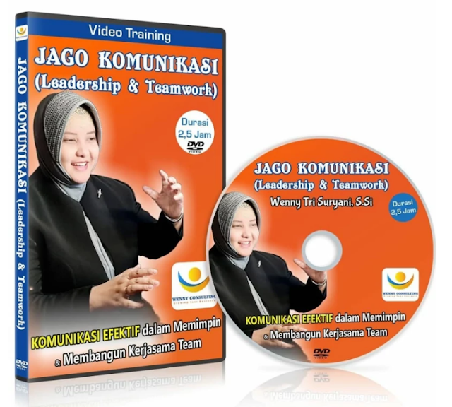 LEADER HARUS JAGO KOMUNIKASINYA Dalam Memimpin dan Membangun TeamWork