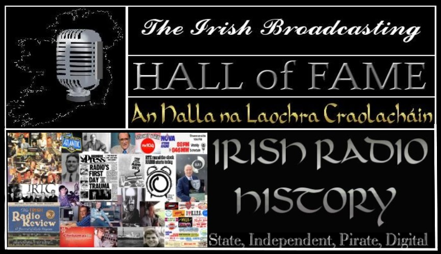 Irish Broadcasting History & Hall of Fame