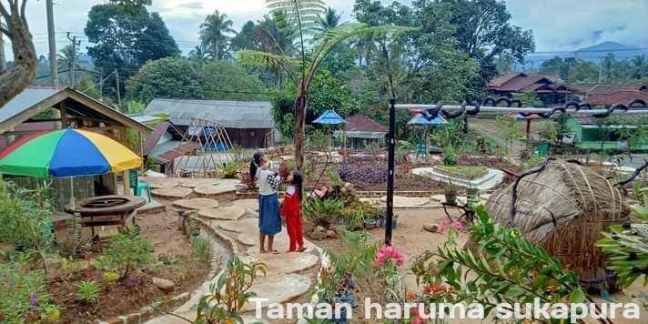 Taman Haruma Sukapura, Lampung Barat: