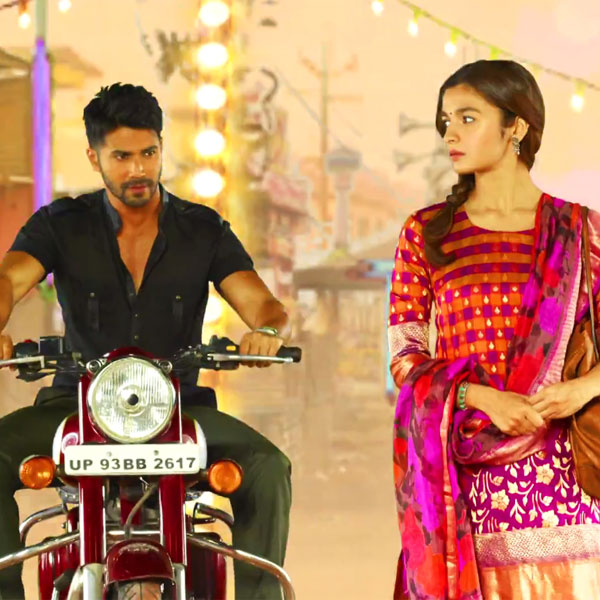 Badrinath Ki DulhaniaFirst Day Collection