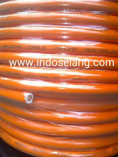 Harga kabel las|Agen distributor kabel las merek superflek|
