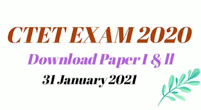 CTET_Exam_Paper_2020_Pdf_Download