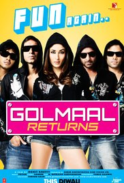 فيلم Golmaal Returns 2008 مترجم