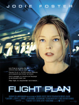 Poster Of Free Download Flightplan 2005 300MB Full Movie Hindi Dubbed 720P Bluray HD HEVC Small Size Pc Movie Only At worldfree4u.com