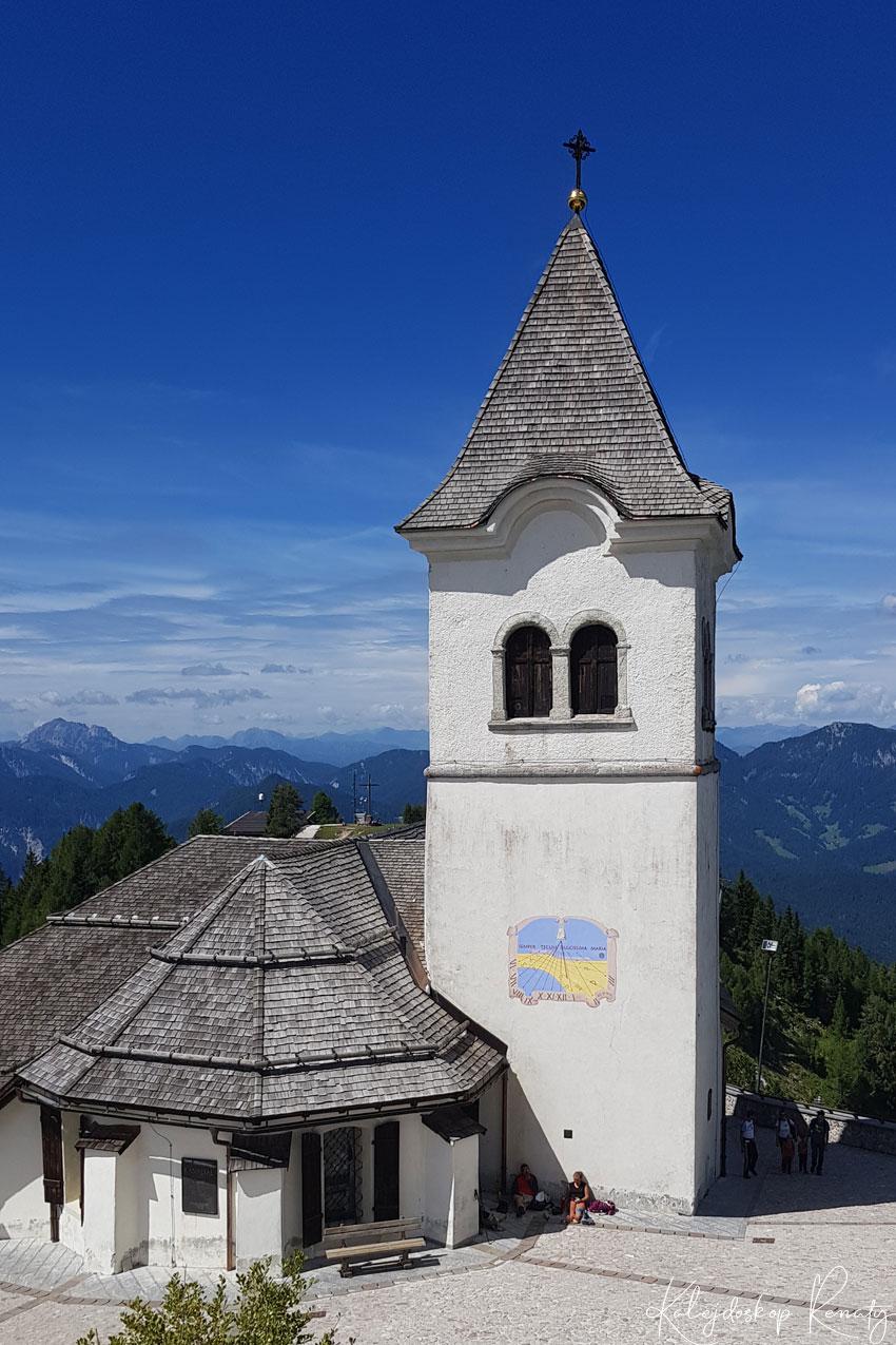 Monte Lussari – malownicze miejsce w Friuli Wenecji Julijskiej