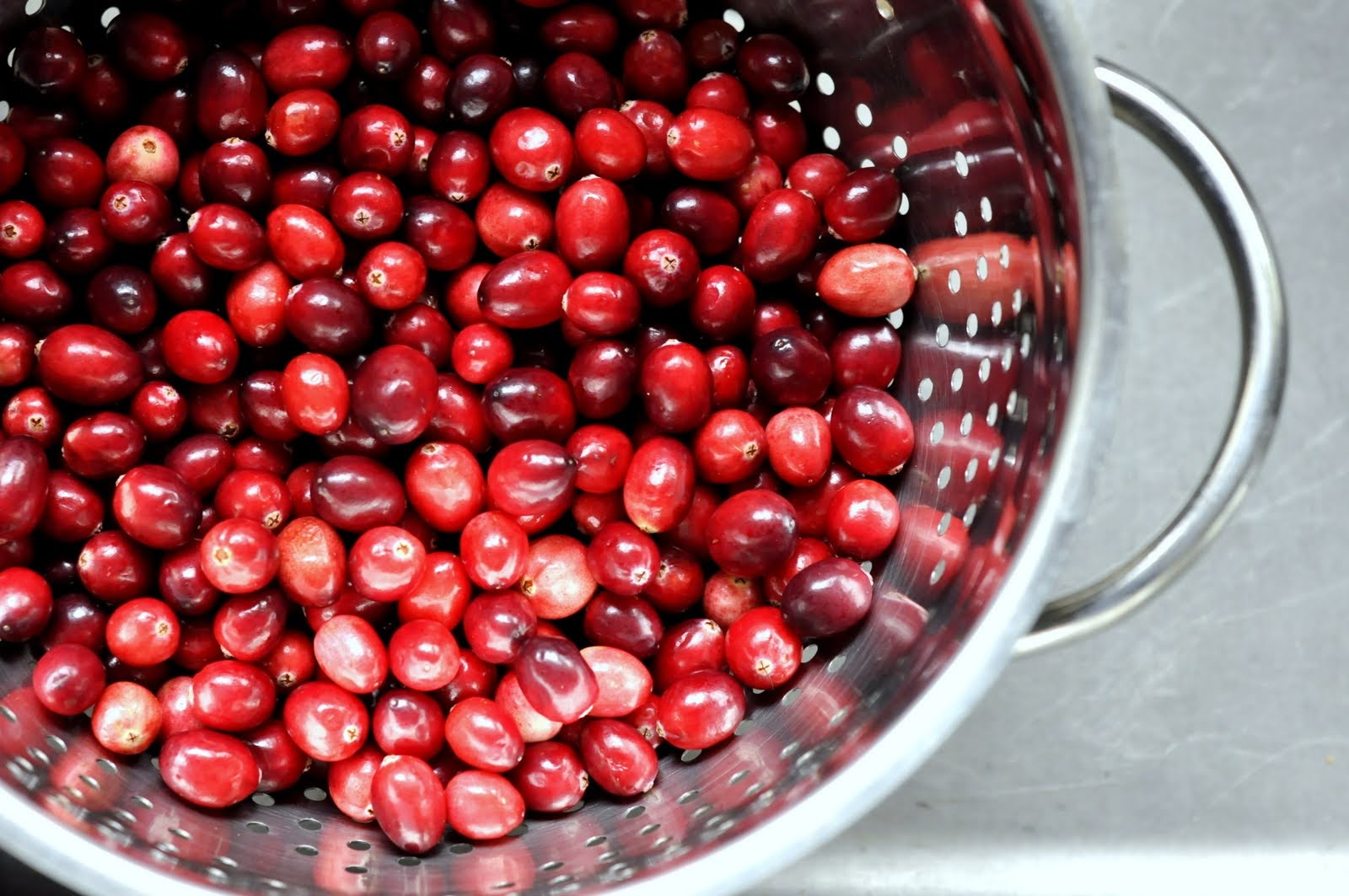 Fresh Cranberries | Taste As You Go